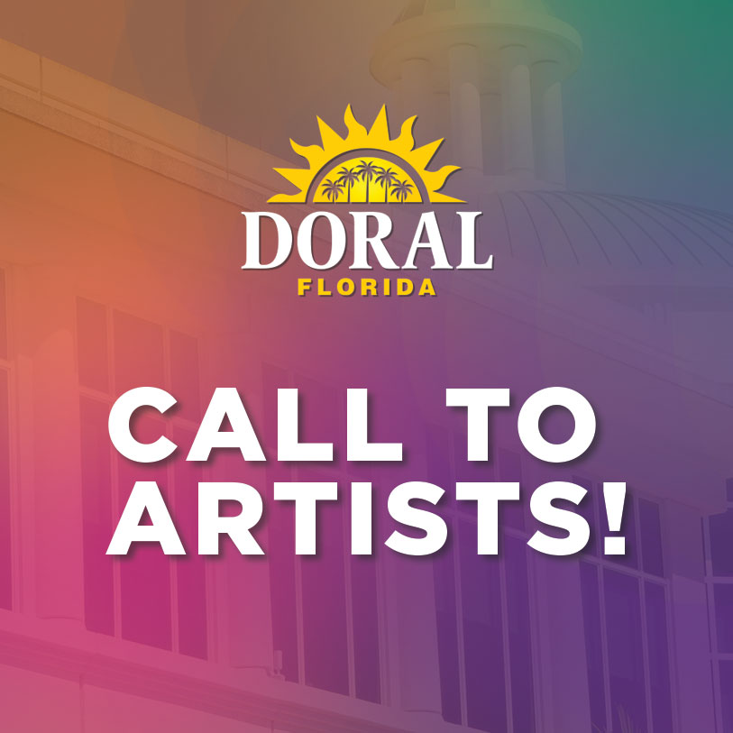 Doral Announces Call to Artists for the Acquisition of Works of Art