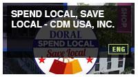 Spend Local, Save Local - CDM USA, Inc.