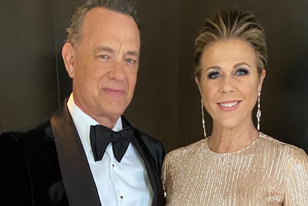 Том Хэнкс с женой стали донорами плазмы для больных COVID-19