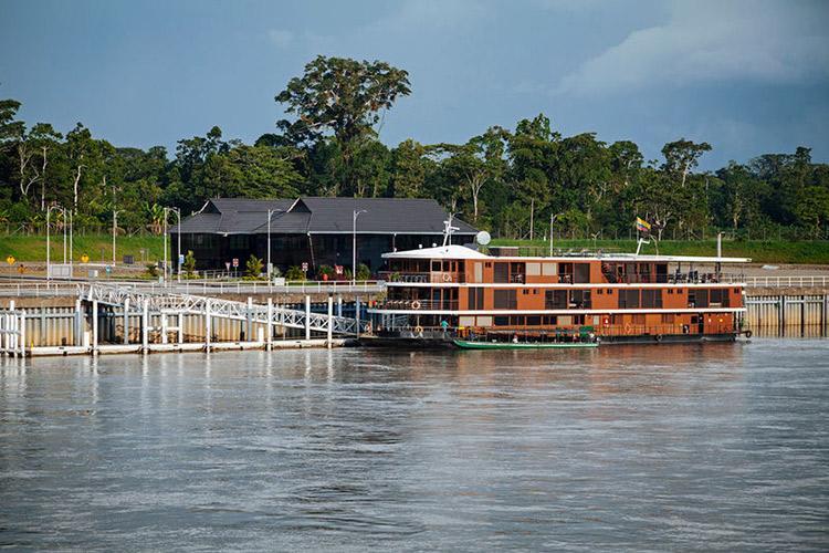 Anakonda Amazon's 4-Day Itinerary Day Four - Disembarkation.