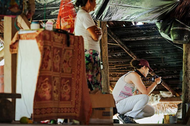 Anakonda Amazon's 5-Day Itinerary Day Three - Community Visit.