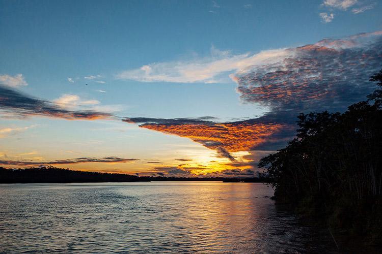 Anakonda Amazon's 5-Day Itinerary Day Five - Disembarkation.