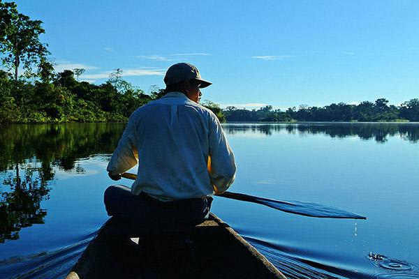 Aria Amazon's 4-Day Itinerary Day One - Embarkation.