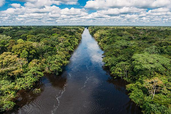 Aria Amazon's 8-Day Itinerary Day One - Embarkation.
