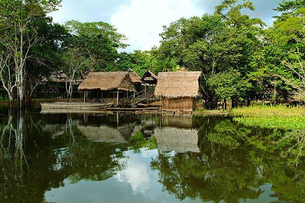 Aqua Nera's 5-Day Itinerary Day One - Communities in the Amazon.