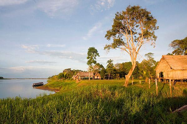 Aqua Nera's 8-Day Itinerary Day Five - Amazon Village.