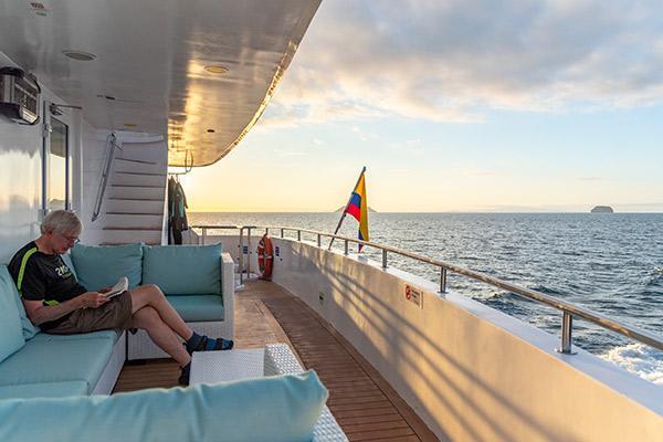 Eco Galaxy's 6-Day Itinerary B Day Six - Disembarkation.