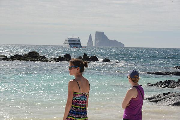 Eco Galaxy's 6-Day Itinerary C Day Five - Exploring the Galapagos Islands.