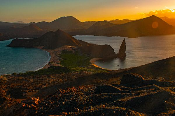 Galaxy's 8-Day Itinerary D Day Three - Galapagos Islands.