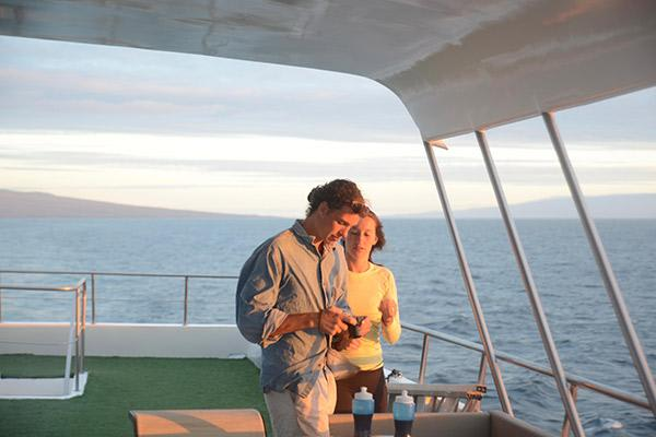 Galaxy's 8-Day Itinerary F Day Six - Galapagos Cruise Experience.