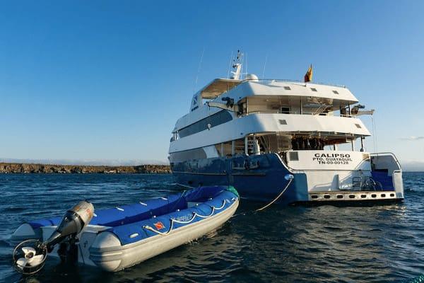 Calipso's 8-Day Naturalist Itinerary Day Eight - Disembarkation.
