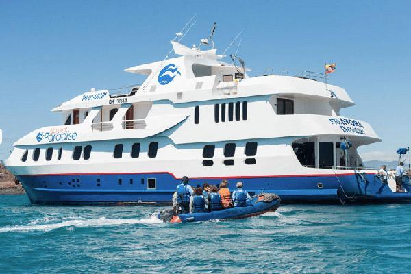 Natural Paradise's 5-Day Itinerary Day Five - Disembarkation.
