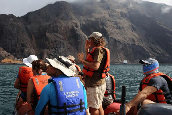 Natural Paradise's 8-Day Itinerary A Day Five - Panga Excursion.