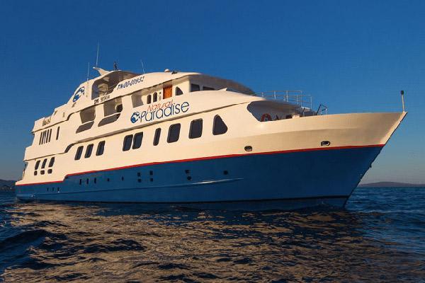 Natural Paradise's 8-Day Itinerary B Day Eight - Disembarkation.