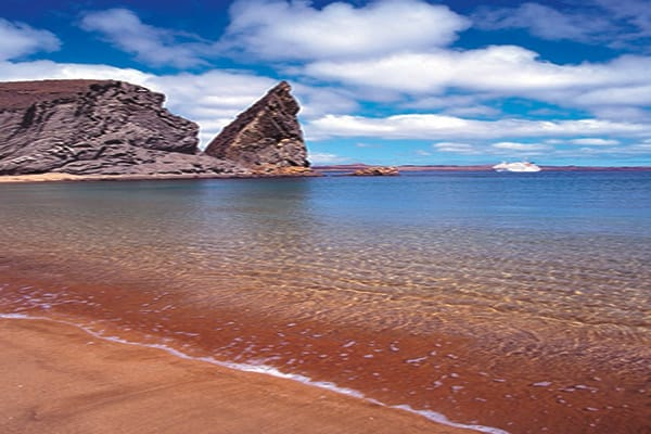 Nemo II's 8-Day Southern Itinerary Day Three - Kicker Rock.
