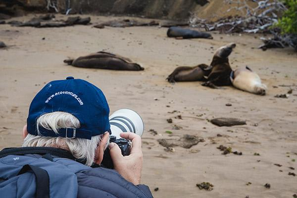 Origin's 15-Day Itinerary 'B+A' Day Fourteen - Wildlife Photography.