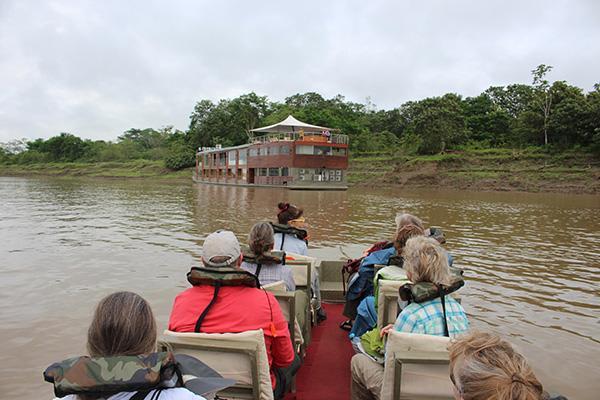 Agua Marina's 4-Day Itinerary Day One - Embarkation.