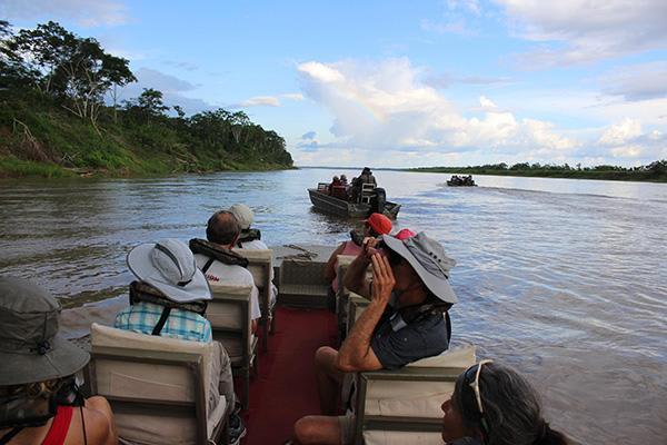 Agua Marina's 4-Day Itinerary Day Three - Skiff Exploration.