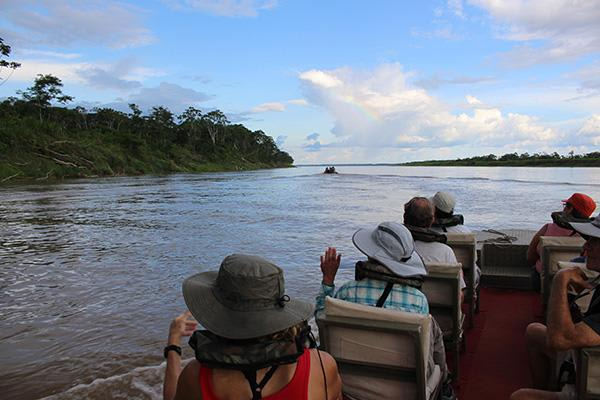 Agua Marina's 5-Day Itinerary Day One - Embarkation.