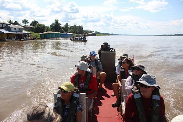 Agua Marina's 5-Day Itinerary Day Five - Disembarkation.