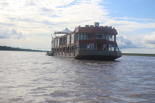 Agua Marina's 8-Day Itinerary Day Eight - Disembarkation.