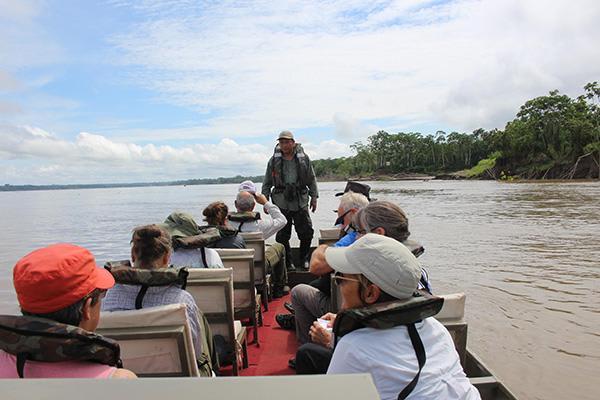 Agua Marina's 8-Day Bird Watching Itinerary Day Four - Skiff Exploration.