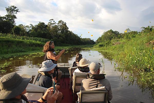 Spondias 4-Day Itinerary Day Three - Skiff Exploration.