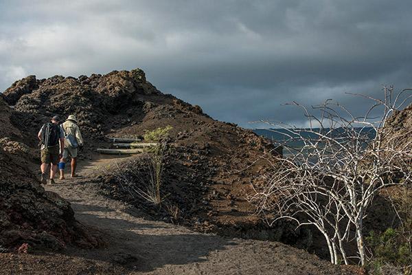 Stella Maris' 8-Day B Itinerary Day Six - Exploring Isabela Island.