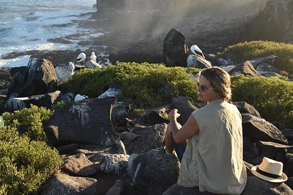 Endemic's 5-Day Itinerary Day Three - Espanola Island.