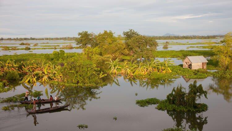 Jayavarman's Serenity Cruise Downstream Day Two - Tonle Sap Lake