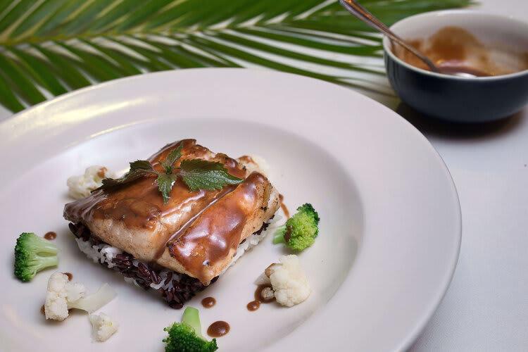 Jayavarman's Serenity Cruise Downstream Day Five - Cuisine