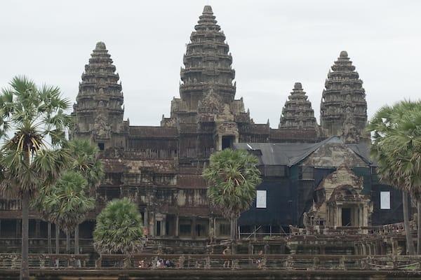 Jayavarman's The Lost Civilization Upstream Day Seven - Angkor Wat