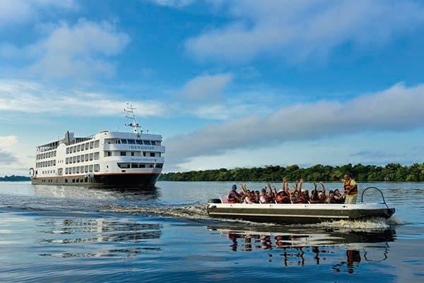 Iberostar's 4-Day Cruise Itinerary Day One - Embarkation.