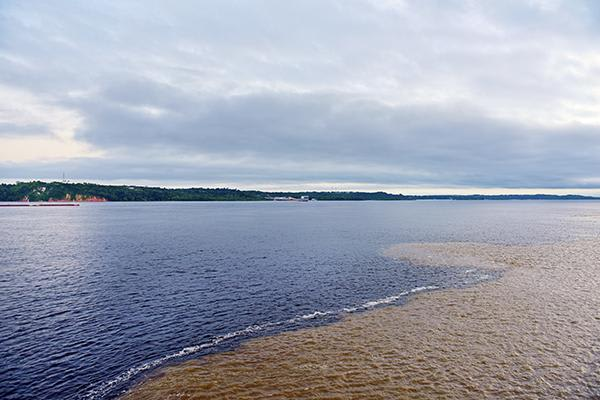 Iberostar's 5-Day Cruise Itinerary Day Four - Visiting the Rio Negro.