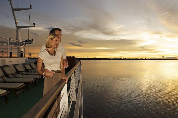 Iberostar's 8-Day Cruise Itinerary Day One - Romantic Amazon Views.