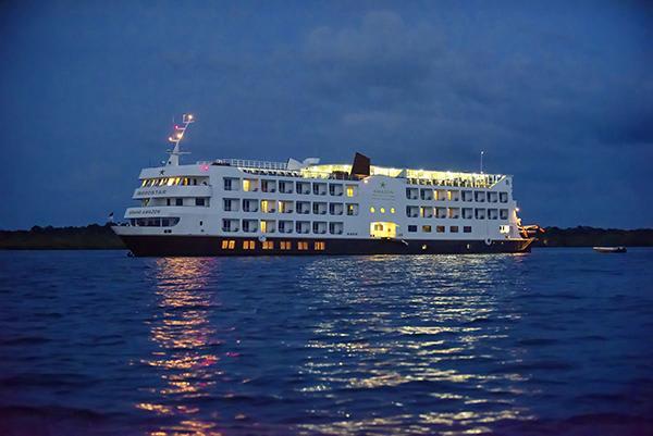Iberostar's 8-Day Cruise Itinerary Day Eight - Disembarkation.