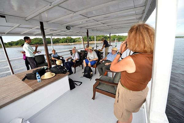 Tucano's 5-Day Cruise Itinerary Day Four - Onboard Lectures.