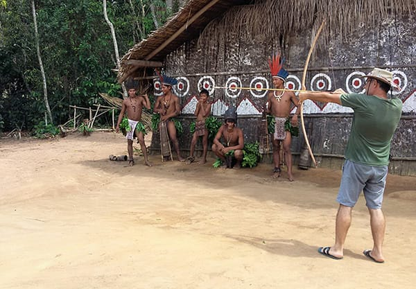 Acqua 5-Day Cruise Itinerary Day Two - Indigenous Tribe Visit.