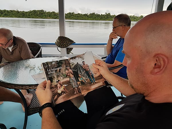 Acqua 5-Day Madada Caves Cruise Itinerary Day Four - Relaxing Onboard.