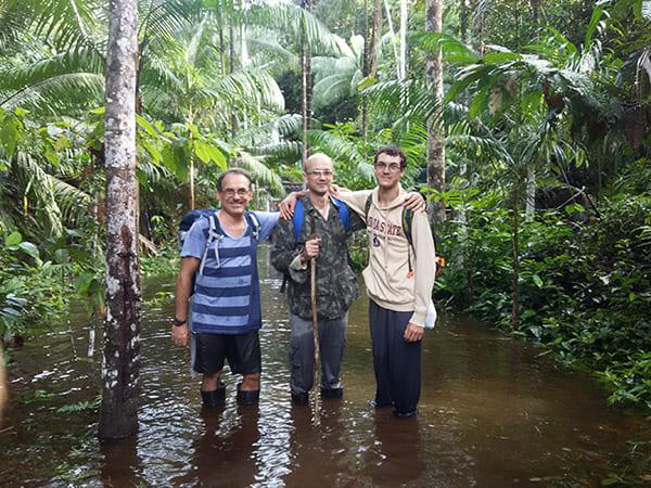 Acqua 5-Day Madada Caves Cruise Itinerary Day Five - Guided Jungle Walk.
