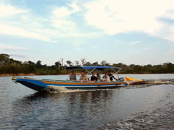 Lo Peix 3-Day Anavilhanas Cruise Itinerary Day Three - Disembarkation.