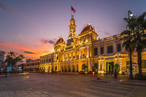 Mekong Pandaw's 8-Day Classic Mekong: Saigon - Siem Riep Day One - Ho Chi Minh City