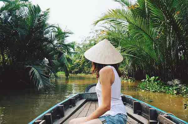 Mekong Pandaw's 8-Day Classic Mekong: Saigon - Siem Riep Day Two - Mekong Delta