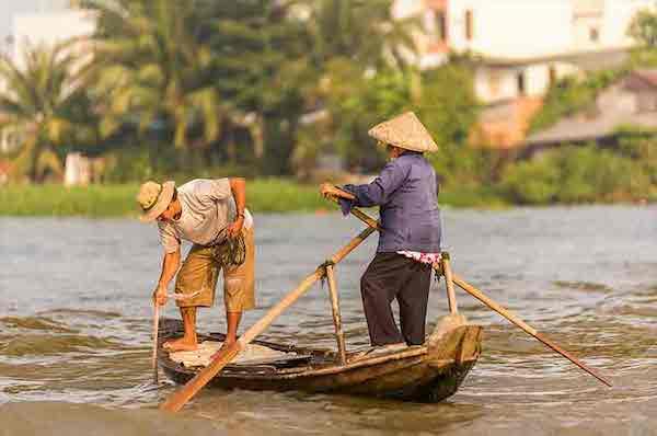 Mekong Pandaw's 8-Day Classic Mekong: Saigon - Siem Riep Day Four - Local Life on Mekong Delta