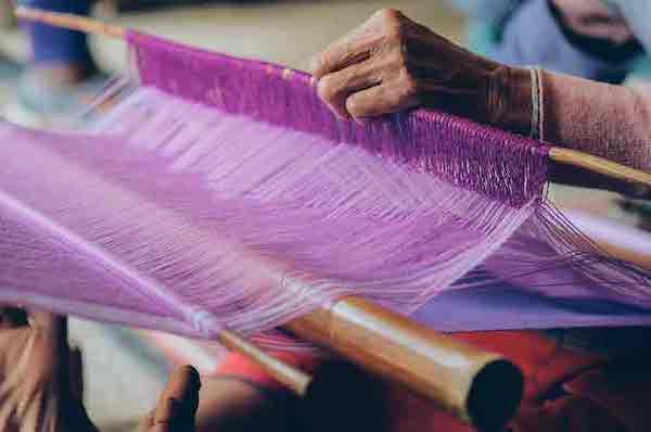 Mekong Pandaw's 8-Day Classic Mekong: Siem Reap - Siem Saigon Day Five - Traditional Weaving