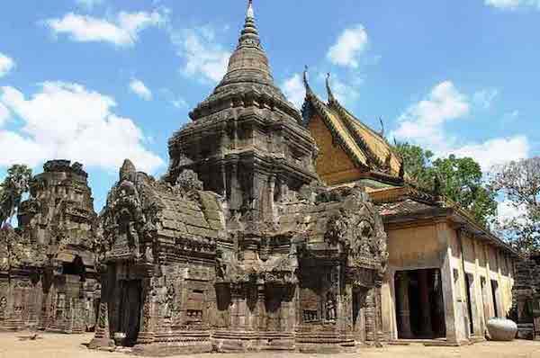 Mekong Pandaw's 8-Day Classic Mekong: Siem Reap - Siem Saigon Day Seven - Angkor Wat