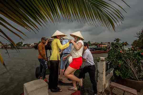 Mekong Pandaw's 8-Day Classic Mekong: Siem Reap - Siem Saigon Day Eight - Excursion