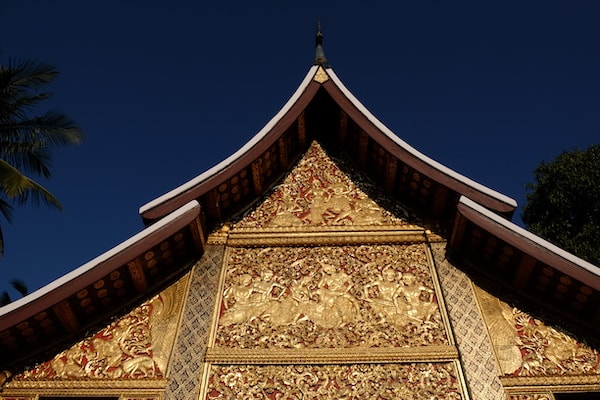 Anouvong's 10-Day Laotian Serendipity Day Two - Laos' Traditional Architecture