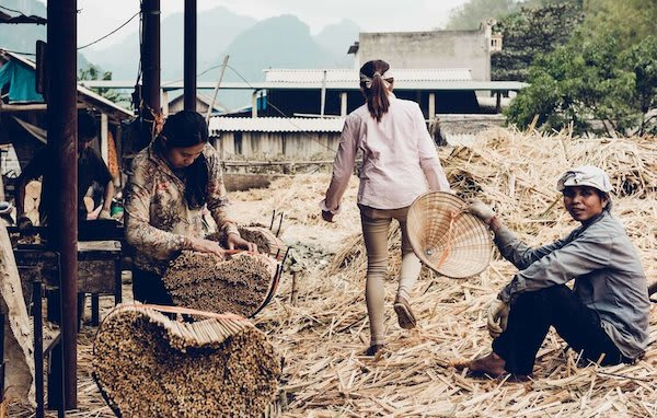 Anouvong's 10-Day Laotian Serendipity Day Eight - Local Farmers