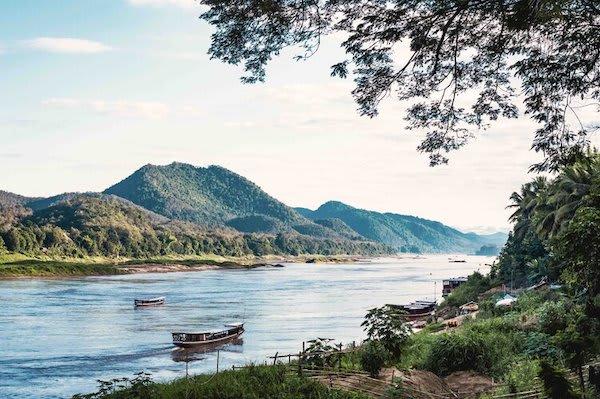 Anouvong's 10-Day Laotian Serendipity Day Ten - Along Upper Mekong